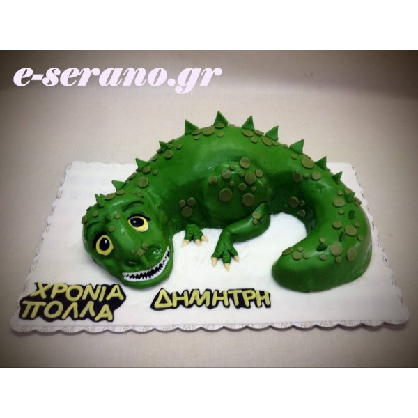 Τούρτα δεινόσαυρος