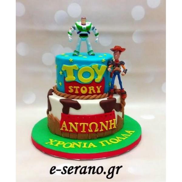 Τούρτα toy story