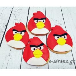 Μπισκότα angry birds