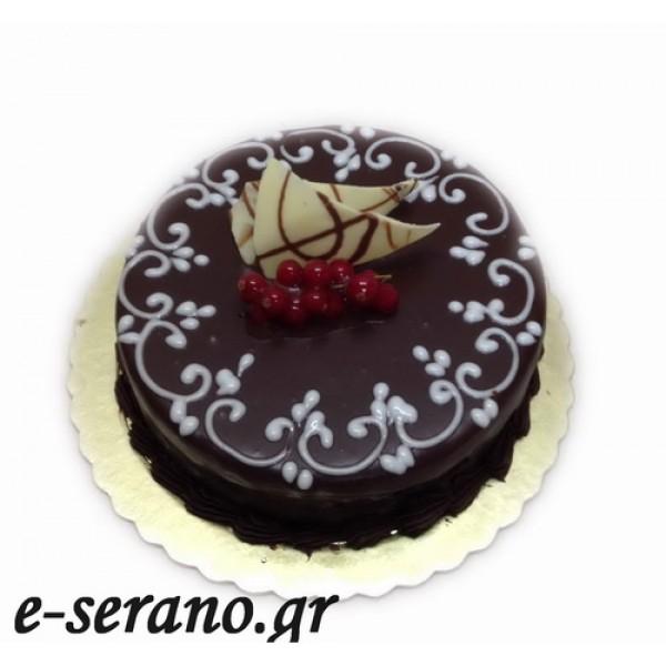 Τούρτα σοκολατίνα