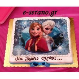Ελσα και την Αννα  frozen