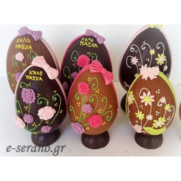 Πασχαλινά αυγά λουλούδια