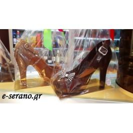 Πασχαλινές σοκολατένιες γόβες