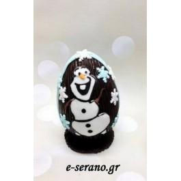 Πασχαλινό αυγό με τον όλαφ
