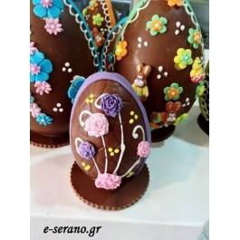 Πασχαλινό αυγό λουλούδια
