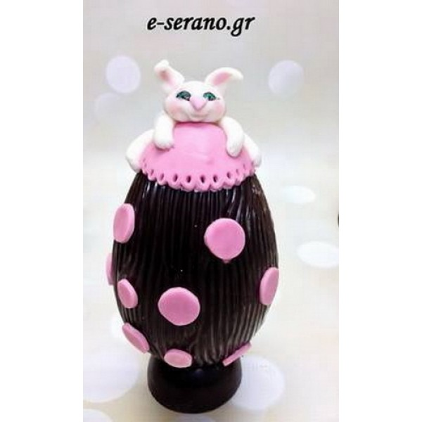 Πασχαλινό αυγό γατάκι
