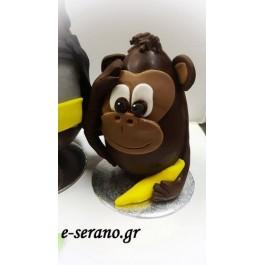 Πασχαλινό αυγό πίθηκος