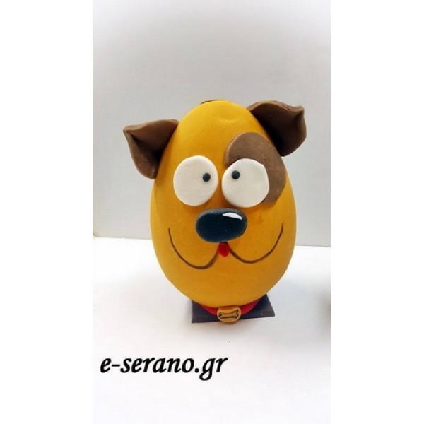 Πασχαλινό αυγό σκύλος