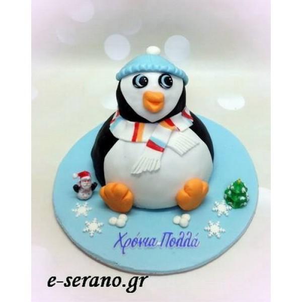 Τούρτα πιγκουίνος