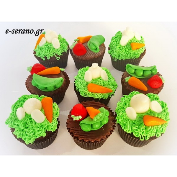 Cupcakes mr rabbit