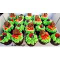 Cupcakes πικνίκ
