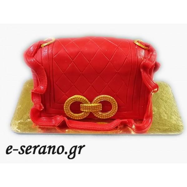 Τούρτα τσάντα gucci