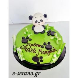 Τούρτα panda