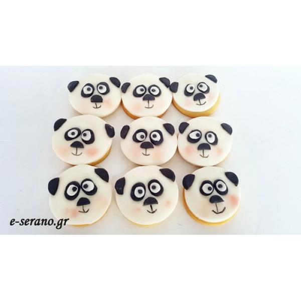 Μπισκότα panda