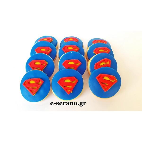 Μπισκότα superman