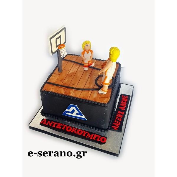 Τούρτα μπάσκετ