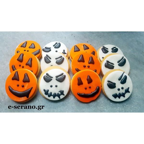 Μπισκότα halloween