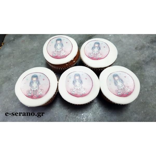Cupcakes santoro-corjuss
