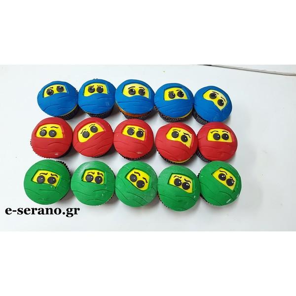 Cupcakes ninjago