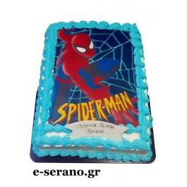 Tούρτα spiderman