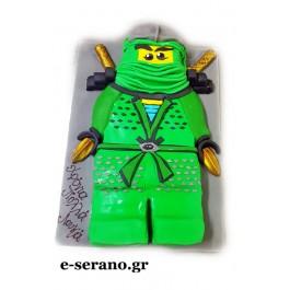 Τούρτα ninjago