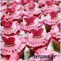 Cupcakes φορεματάκι