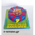 Τούρτα  barcelona