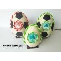 Πασχαλινά αυγά ομάδες-ποδόσφαιρο