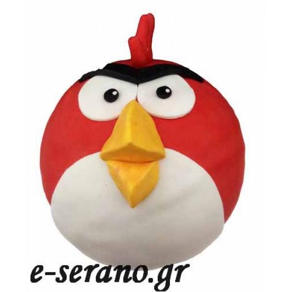 Τούρτα angry bird
