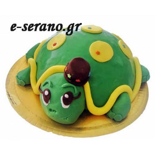 Τούρτα χελώνα