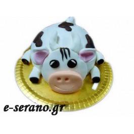 Τούρτα αγελαδίτσα