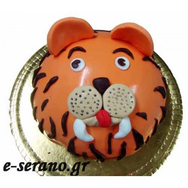 Τούρτα τίγρης
